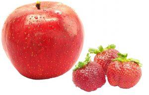 りんごといちご
